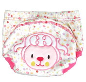 BABYBOO Natural Cotton Skincare Baby Training Pants Infant Nappy Nappies Size S/M/L