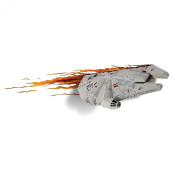 Star Wars Millennium Falcon 3D LED Wall Light