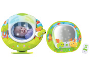 Magical Firefly Crib Soother & Projector with Magical Firefly Auto Mirror
