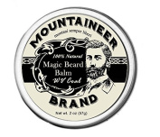 Magic Beard Balm Coal