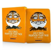 Gangbly Mountain Tiger Mask - Gold Snail 10x27ml