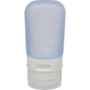 Humangear GoToob Small Silicone Bottle 35ml Sky Blue