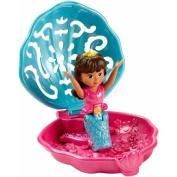 Fisher-Price Nickelodeon Dora and Friends Dive and Splash Mermaid Dora