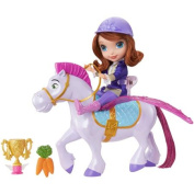 Disney Sofia the First Flying Sofia and Minimus