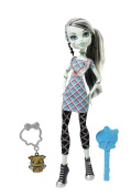 Monster High Classrooms Frankie Stein Doll Multi-Coloured