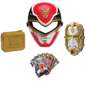 Power Rangers Megaforce Red Ranger Training Gear Roleplay Toy