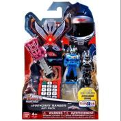 Power Rangers Super Megaforce Legendary Ranger Key Pack [Turbo]