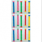 INTEX Underwater Swimming / Diving Swimming Pool Toy Play Sticks (15 Pack) 55504