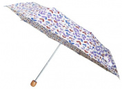Conch Umbrellas 3959Leaf 110cm . 3 Fold Compact Umbrella