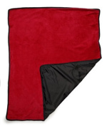 UltraClub 8482 Picnic Blanket - Red