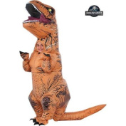 Jurassic World Deluxe Inflatable T-Rex Costume for Kids