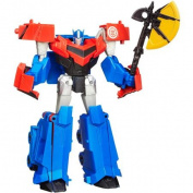 Transformers Robots in Disguise Warriors Class Optimus Prime Figure