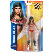 WWE Wrestling Basic Series 52 Nikki Bella 15cm Action Figure