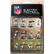 Tudor Games Miami Dolphins Dark Uniform NFL Action Figure Set