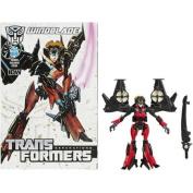 Transformers Generations Deluxe Class Windblade Figure