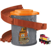 Fisher-Price Thomas and Friends Take-N-Play Spiral Tower Tracks with Dart