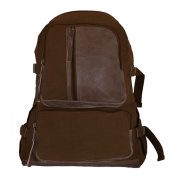 Fox Outdoor 43-668 Retro Vintage Airmans Rucksack - Vintage Brown