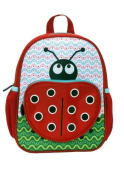 Fox Luggage B01-LADYBUG My First Backpack