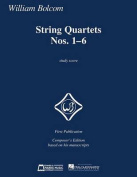 String Quartets Nos. 1-6