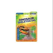 Thames and Kosmos Dinosaur Skeleton Dig Multi-Coloured