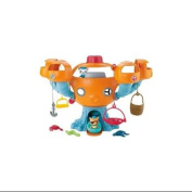 Fisher-Price Octonauts Octopod Playset Multi-Coloured