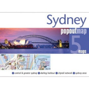 Universal Map 18902 Sydney Popout Map