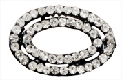 Catherine Lillywhite GC1220OV Oval Rhinestone Hair Pin