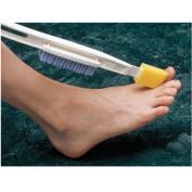 North Coast Medical NC38336-1 Dr. Joseph Footbrush Replacement Sponge Tips 3