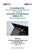 Ecel 2015 - Proceedings of the 14th European Conference on E-Learning