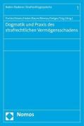 Dogmatik Und Praxis Des Strafrechtlichen Vermogensschadens  [GER]