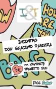 Incontro Don Giacomo Panizza [ITA]