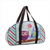 NorthLight 50cm . Decorative Owl Friends Travel Bag & Purse