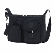 Fabuxry® Women's Shoulder Bags Casual Handbag Travel Bag Messenger Cross Body Nylon Bags