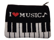 I Love Music Coin Purse