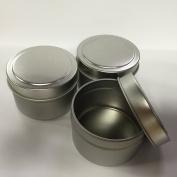 Candlewic Medium Candle Tin (180ml), 12 Pieces with Lids