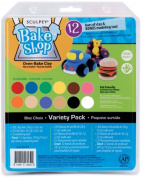 Sculpey Bake Shop Clay Variety Pack 410mls- 1 pcs sku# 655203MA