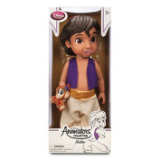 Disney Animators' Collection Aladdin Doll - 41cm - New in Box