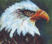 MCG Textiles 37709 Eagle Latch Hook Rug Kit