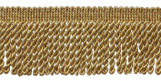 6.4cm Bullion Fringe Trim, Style# EF25 Colour