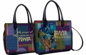 Shades Of Colour 965691 Bible Cover-Bible Bag-Prayer Warriors