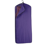 WallyBags 630 Purple 130cm . Dress Length Garment Cover
