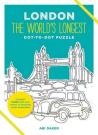 London the World's Longest Dot-to-Dot Puzzle