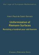 Uniformization of Riemann Surfaces