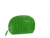 Joann Marie Designs COSLMC Cosmetic Bag - Lime Mock Croc Pack of 2