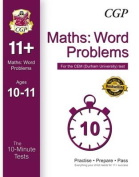 10-Minute Tests for 11+ Maths