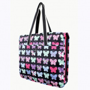 French West Indies 2569992317 Polyester Garment Tote Bag - Papillon 60cm .
