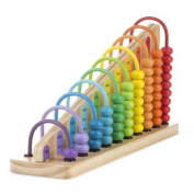 Toddler Melissa & Doug Add and Subtract Abacus
