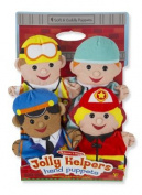 Jolly Helpers Hand Puppets Jolly Helpers Hand Puppets