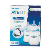 Avent Philips Airflex PP Bottle 260ml 3 Pack