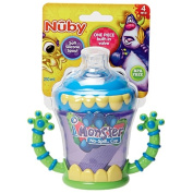 Nuby Monsters Twin Handle Cup 210ml 4m+
